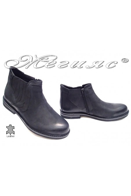 men's boots Sharp 007 black