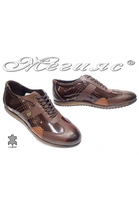 men's shoes Bala 436 brown
