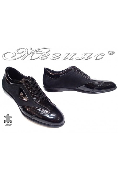 men's shoes Bala 437 black
