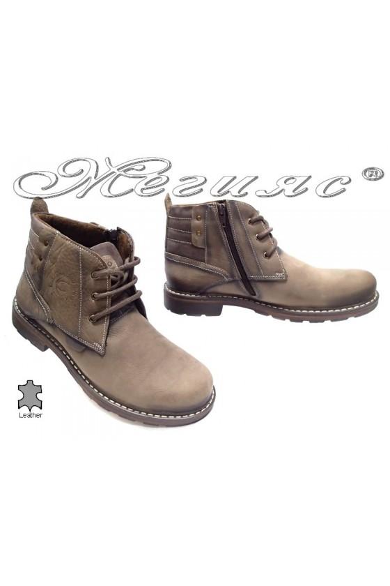 men's boots 4706 khaki