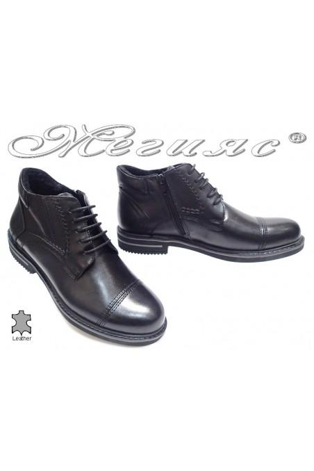 men's boots Sharp 002 black