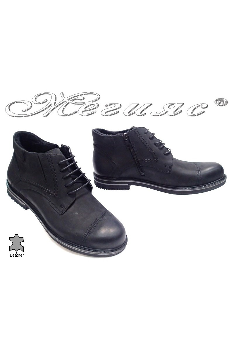 men's boots Sharp 002 black