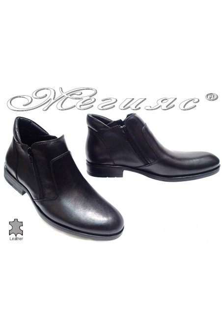 men's boots Sharp 025 black