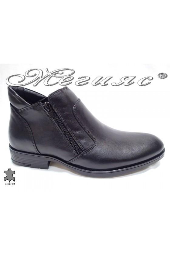 men's boots Sharp 025 black
