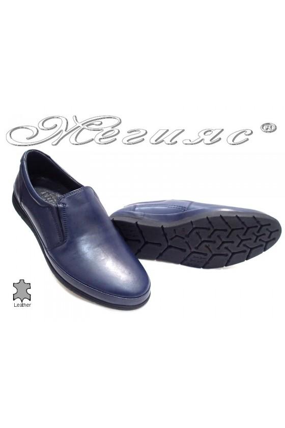 men's shoes  735 blue