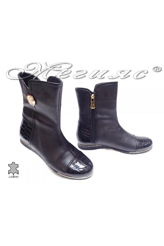 lady boots 810/234 black