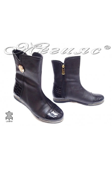 lady boots 810/234 black