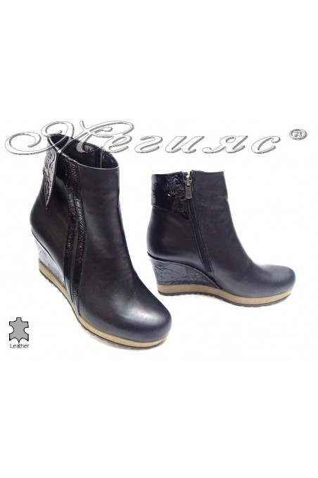 lady boots 219 black
