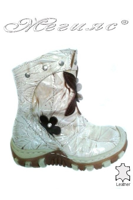 children's boots 342 white