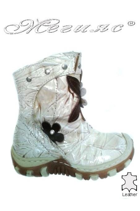 children's boots 342 white
