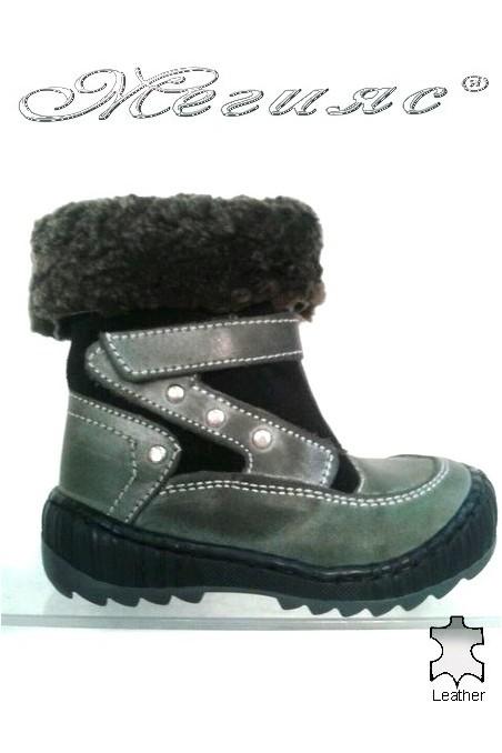 children's boots 342 grey