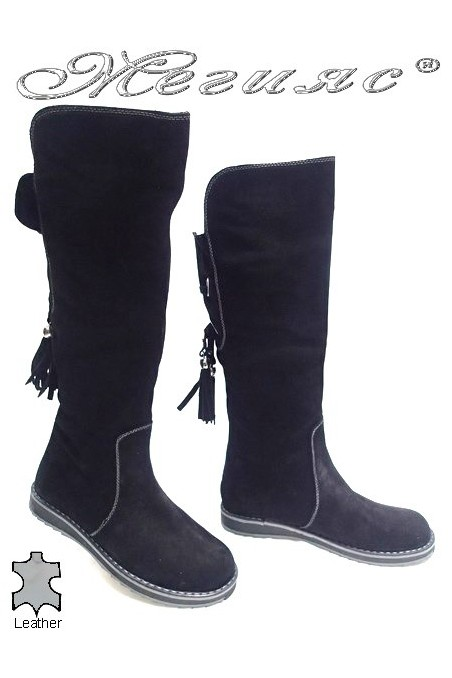 lady boots 1804 black