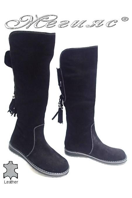 lady boots 1804 black