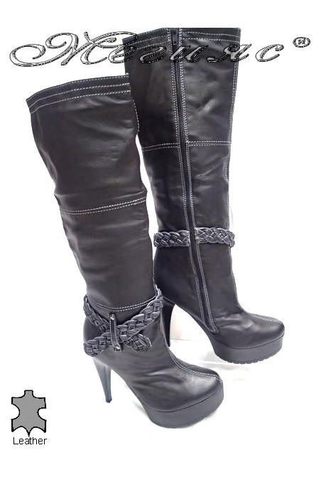 lady boots 261 black