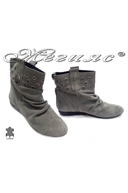 Lady boots 75 grey