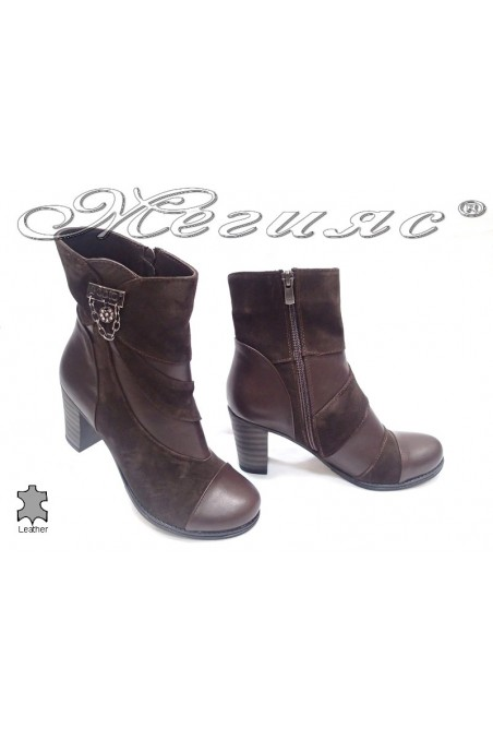 lady boots 260 brown