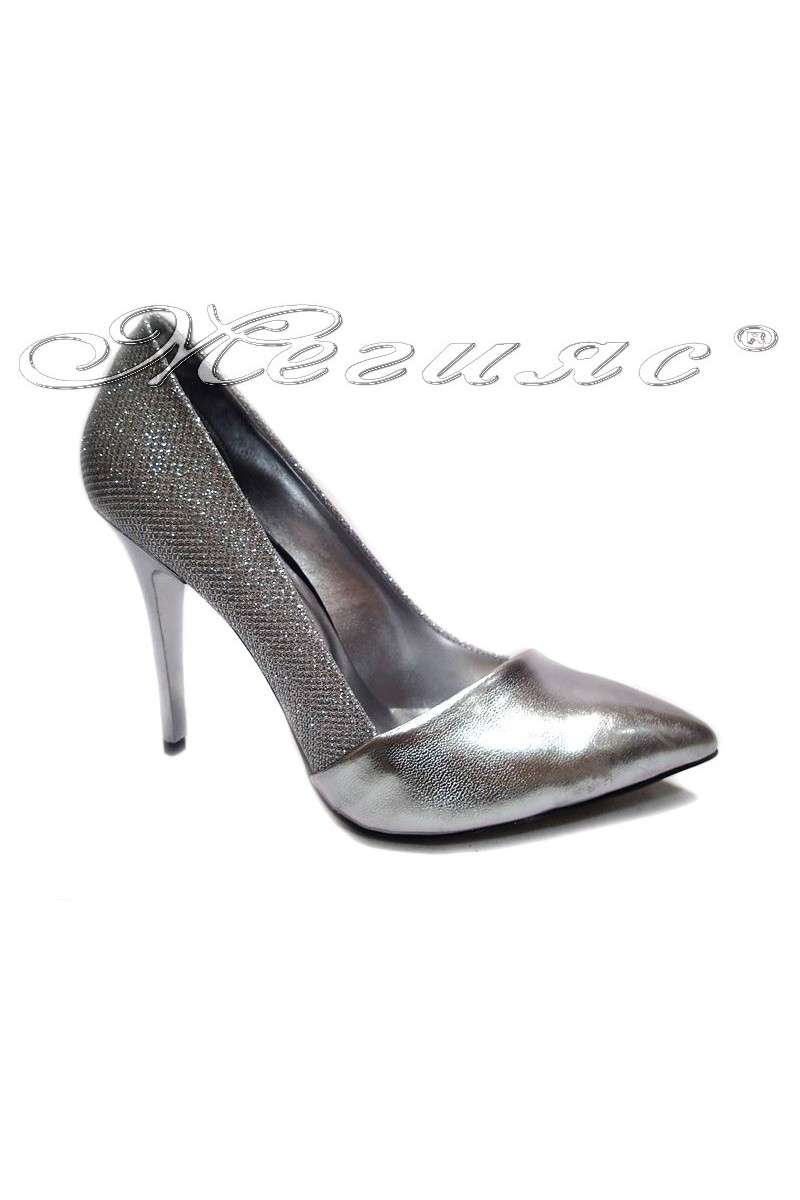 lady shoes 221 silver