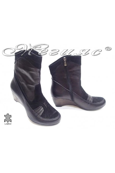 lady boots 1608 black