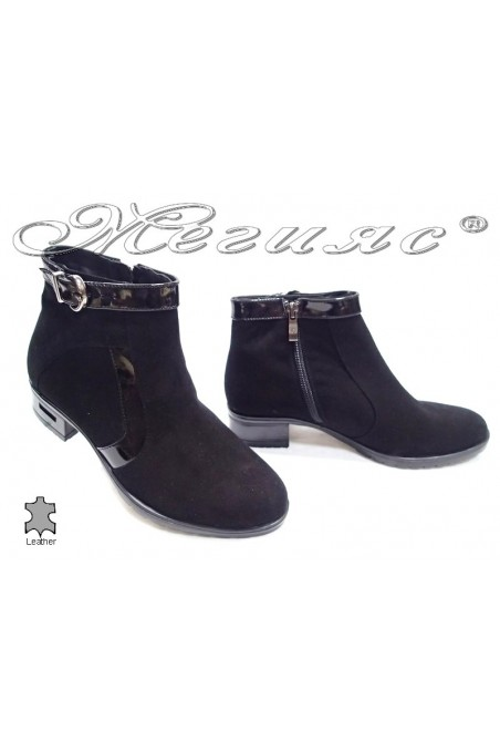 lady boots Liv black