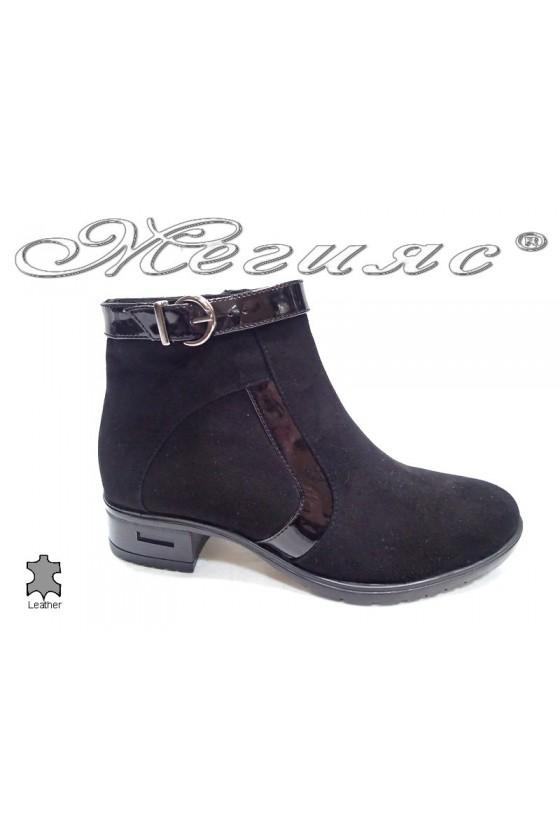 lady boots Liv black