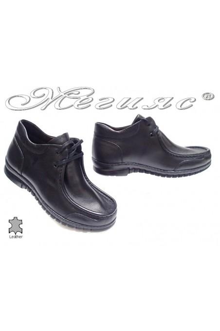 men's boots 040 black