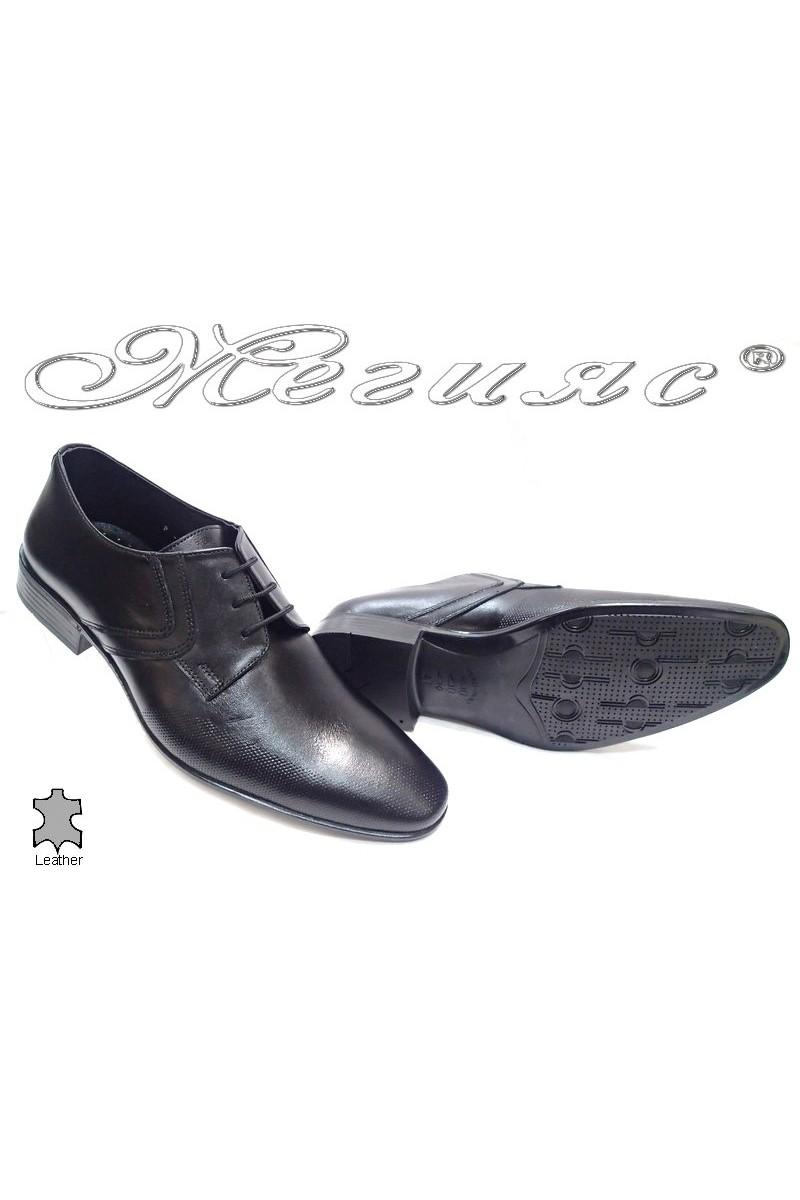 Men's shoes P-19 black