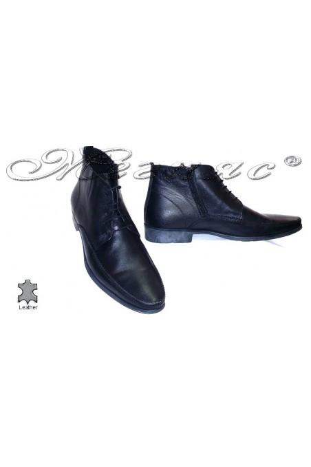 men's boots 046 black