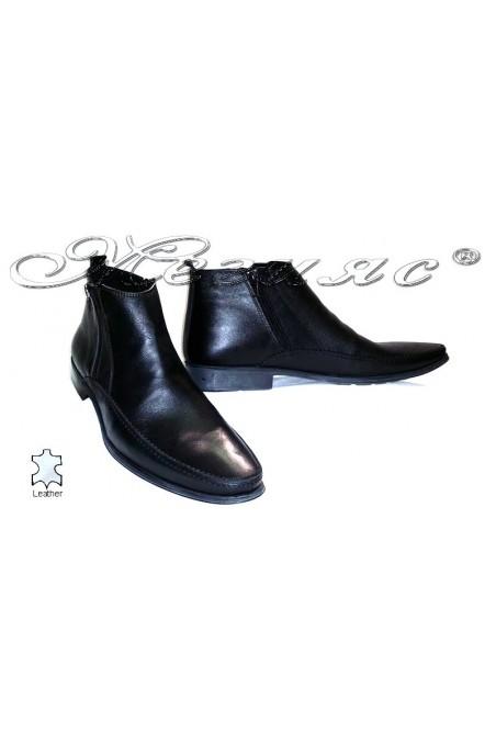 men's boots 047 black