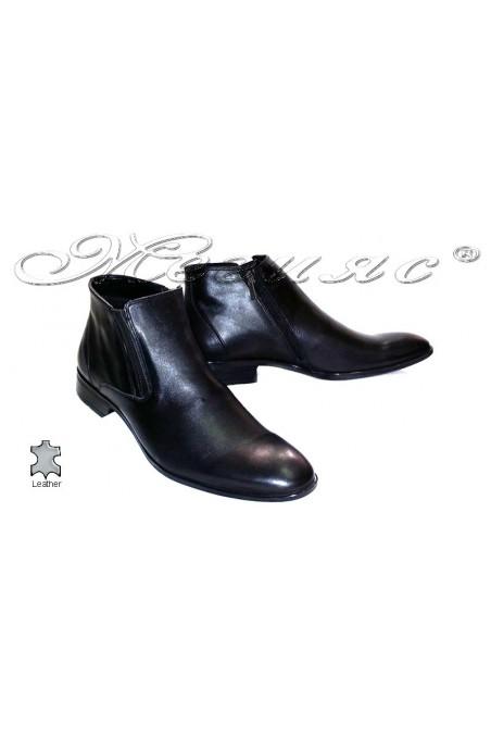 men's boots 20813 black