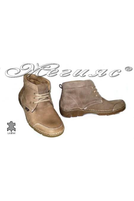 men's boots 100 beige