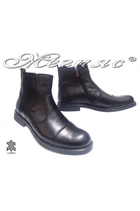 men's boots 2303 black