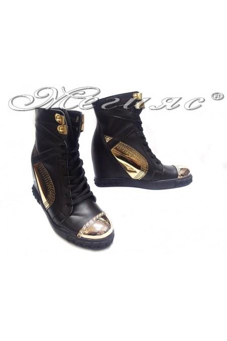 24-37 bota black