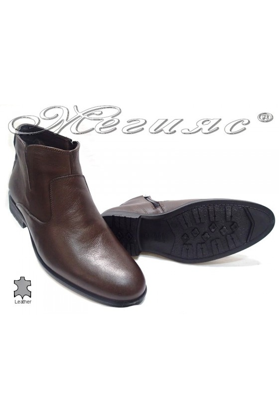 men's boots 5103 brown