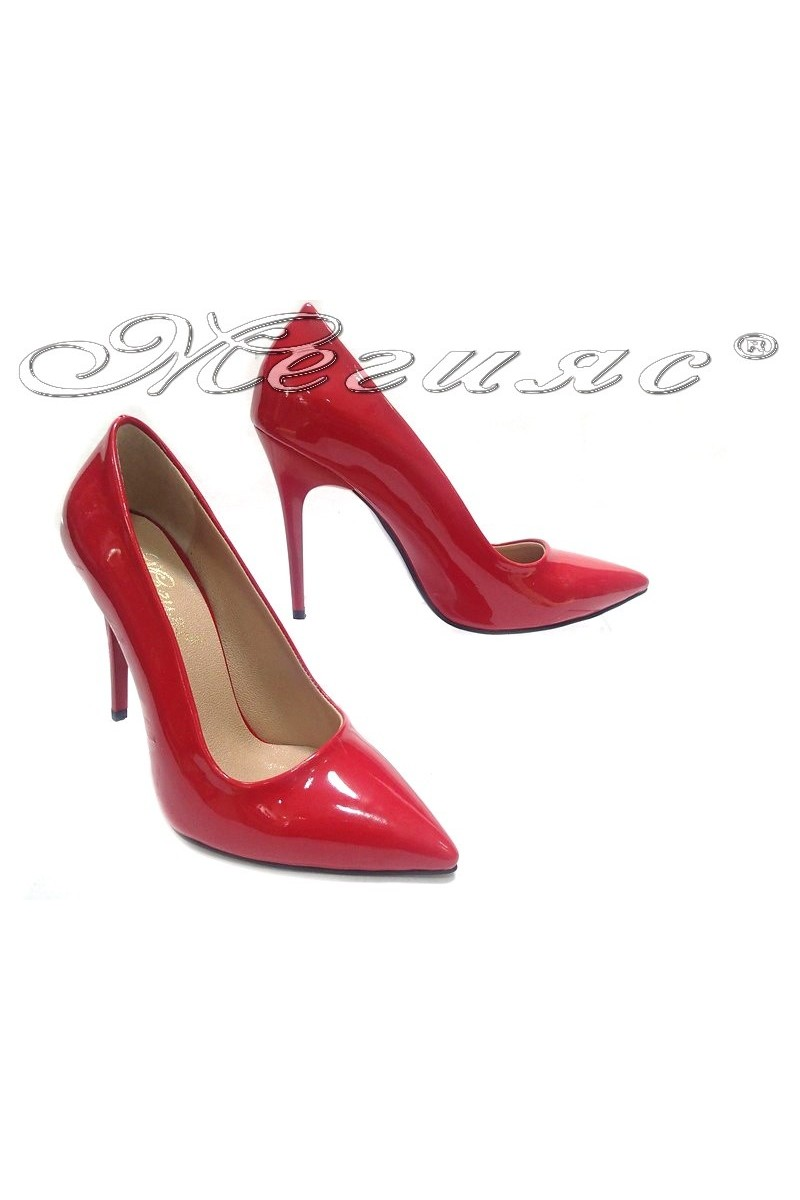 Shoes 308 red