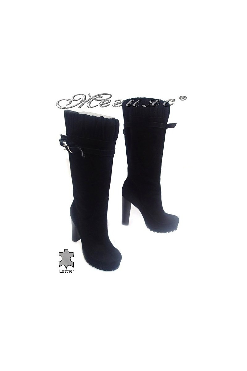 Lady boots 5269 black