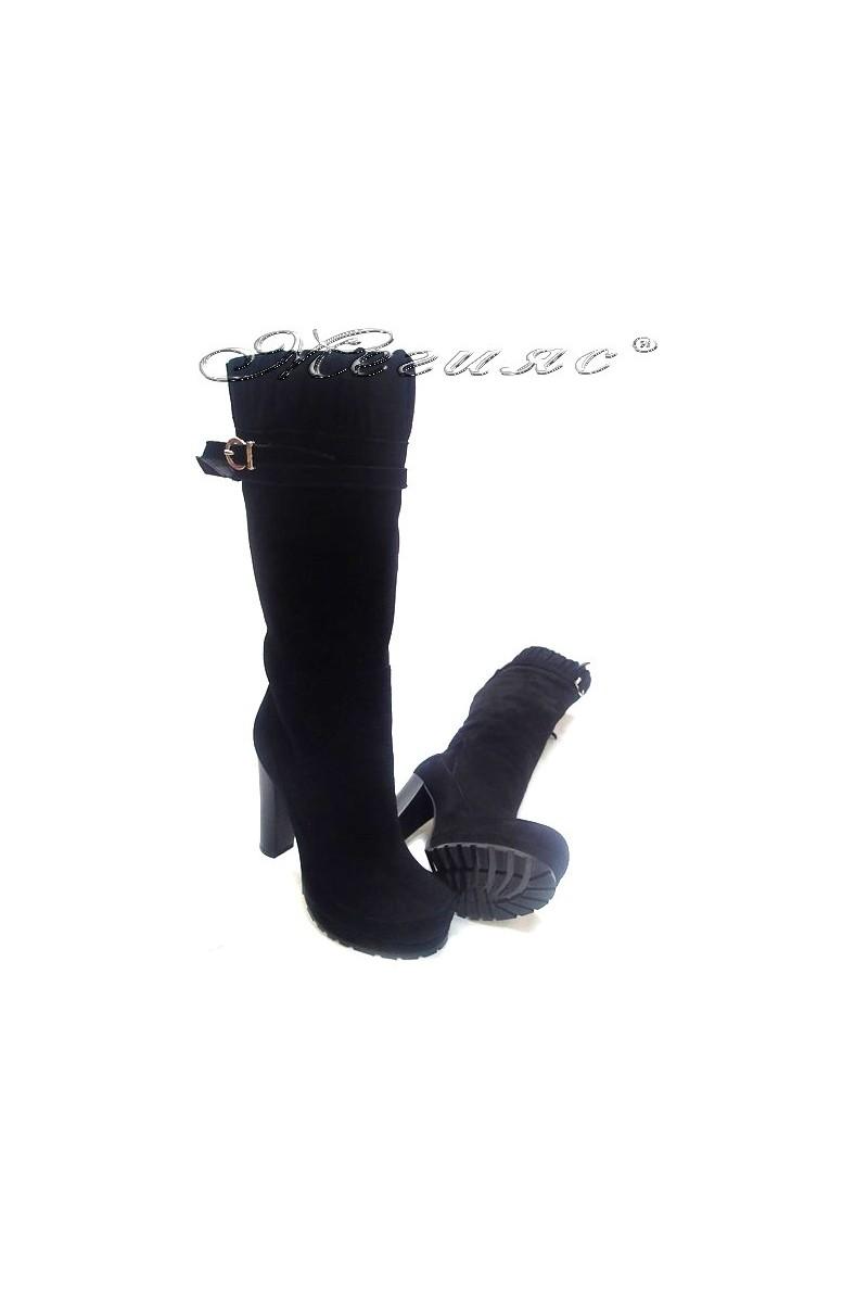 Lady boots 5269 black