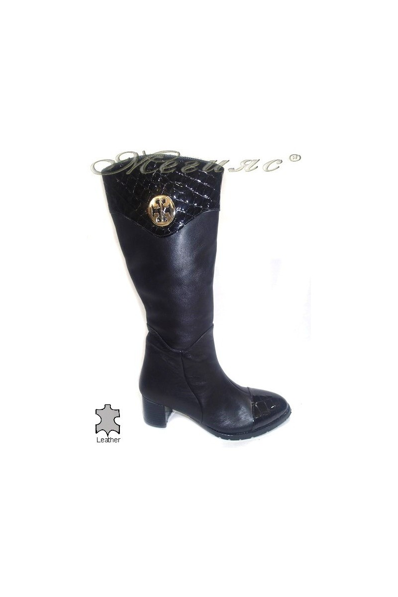 Lady boots 375 black