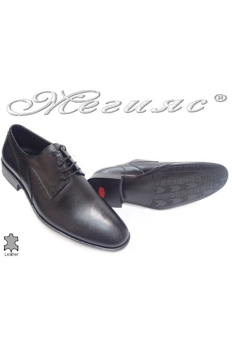 men's shoes  1001 black