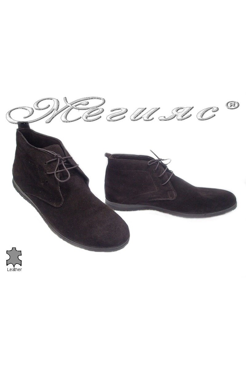 men's boots 037 brown