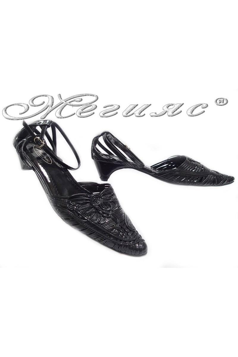 Дамски сандали 938-1 черни