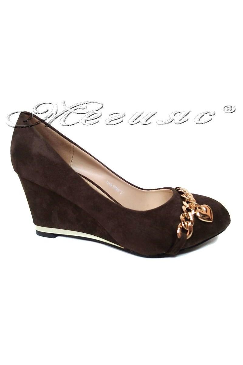LINDA 155407 brown
