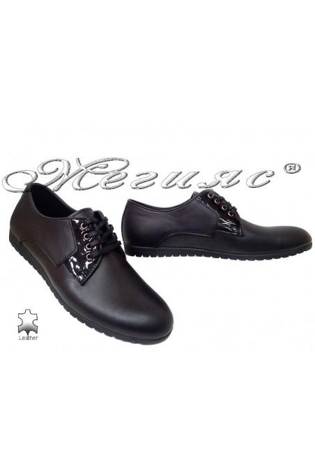 men's shoes 0355 black