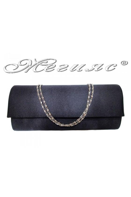 Абитуриентска чанта 373 черен сатен