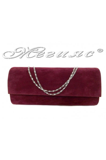 bag 373 bordo nabuk