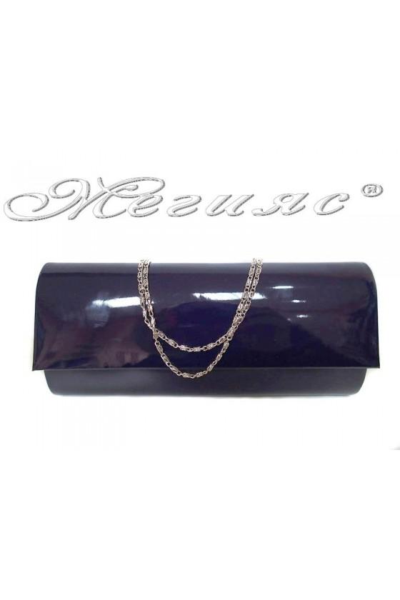 Абитуриентска чанта 373 син лак