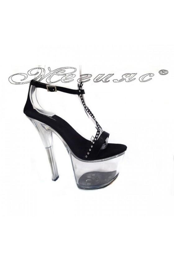 Дамски сандали Hinso-12