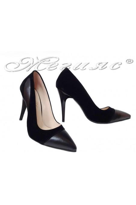 Дамски обувки 16/303 черни
