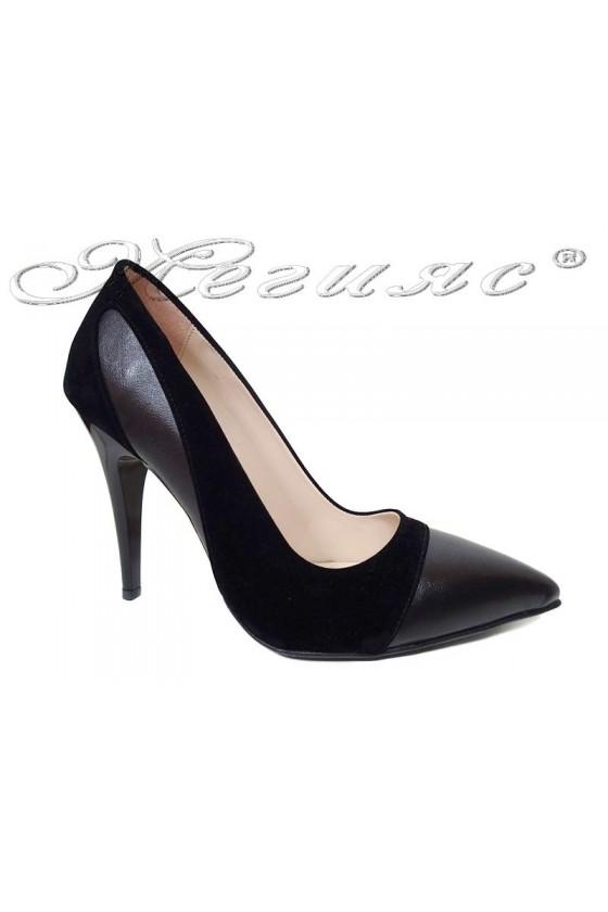 Women  shoes 16 303 high heel  black