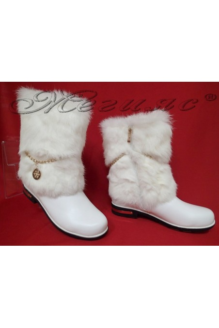 Lady boots 16000 white