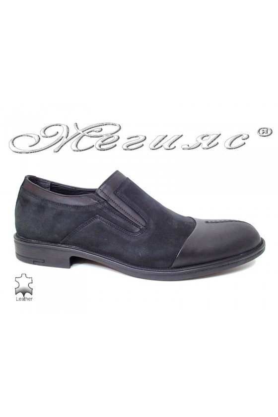 Men shoes Fenomens 934 black leather